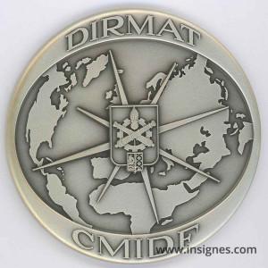 DIRMAT CMIDF Fond de coupelle 68 mm