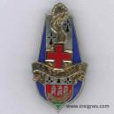 HA BROUSSAIS Insigne Santé Drago G 2638