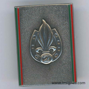 2° RE régiment Etranger d'Infanterie