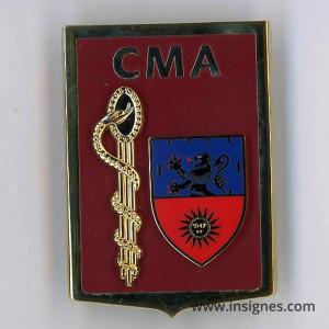 Centre Médical des Armées CMA EPINAL LUXEUIL (T1)