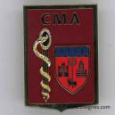 Centre Médical des Armées CMA TOULOUSE - CASTRES 1° Tirage