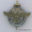 2 Régiment de Hussards GRI Brevet Recueil de l'Information AB Argent + bronze