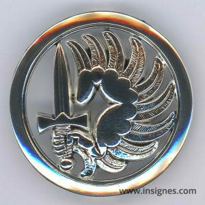 Parachutistes Métropolitains Brillant Drago