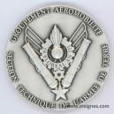 Groupement Aéromobilité STAT Valence Médaille de table 65 mm