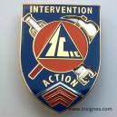 Unité d'Instruction et d'Intervention de la SECURITE CIVILE 1° Compagnie