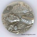 Bataille de Normandie ( chars ) Magnet 30 mm