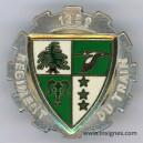 135° régiment du Train argenté