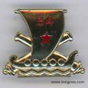 34° Régiment d'Artillerie