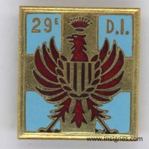 29° Division d'Infanterie