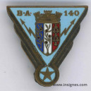 Base Aérienne 140 BLIDA
