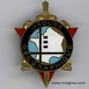 Groupe Géographique Insigne Drago Paris