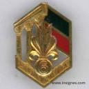 6° REI Doré Insigne Légion Drago R 74