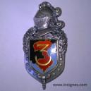 3° Légion de de la Garde Républicaine de Marche I(rouge) Gendarmerie refrappe