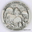 St Mére l'Eglis 6 Juin 1944 Airborne Médaille 40 mm