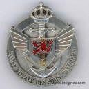 Belgique Ecole Royale des Sous-Officiers