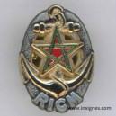 RICM pin's Hauteur: 2,3 cm