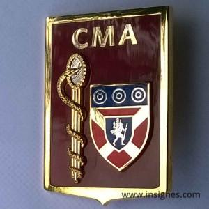 Centre Médical des Armées CMA SAINT-CHRISTOL Insigne Sante 1° Tirage