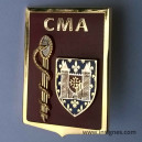Centre Medical des Armees CMA CARCASSONNEInsigne Sante