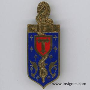 CISS Centre d'Instruction du Service de Santé Drago Paris G 1563