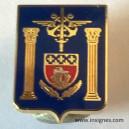 Service Parisien de soutien de l'Administration Centrale SMAC Pin's