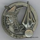 92° Régiment d'Infanterie Latchen Finul Liban Point Insigne Drago