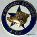 4° Régiment Etranger 4° CIC Compagnie d'Instruction des Cadres 68 mm
