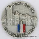 EMAT Etat-Major de l'Armée de Terre Médaille 70 mm