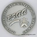 Ecole Supérieure d'Administration de l'Armement Médaille 64 mm