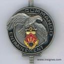 Brevet Commando Entrainement CEC 11° RIMA Quelern GS 31
