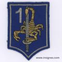 Tissu 1° Compagnie ou Escadron a définir