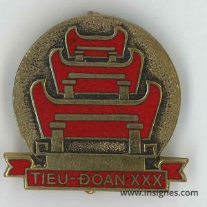 TD 30 Bataillon Vietnamien