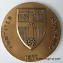 76° Régiment d'Infanterie Médaille de table