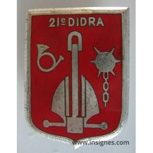 21° DIDRA