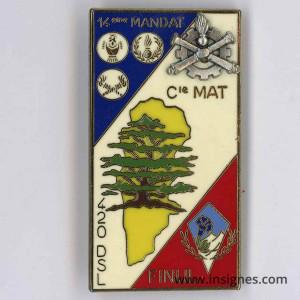 420° DSL Matériel 27° Division Alpine 14° Mandat Finul Liban