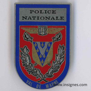 Val de Marne - Police Nationale