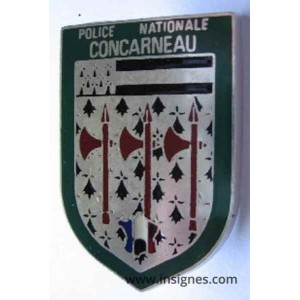 Concarneau - Police Nationale