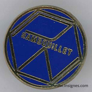 Rambouillet - Police Nationale Pin's