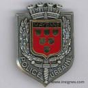 Mayenne - Police Urbaine