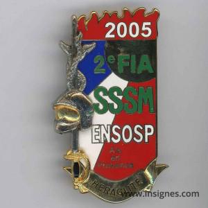 ENSOP 2005 2 eme fia sssm HERACLITE Aix en Provence