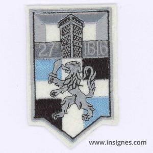 27° Régiment d'Infanterie tissu